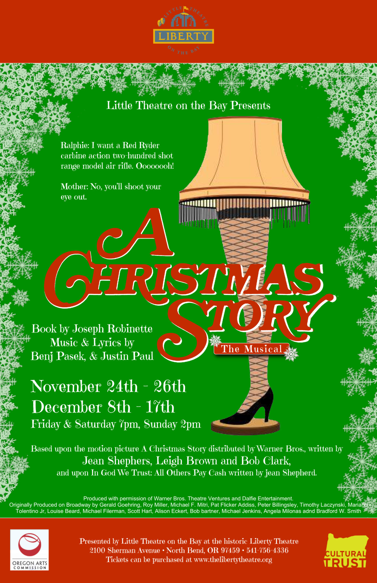 A Christmas Story Poster 2