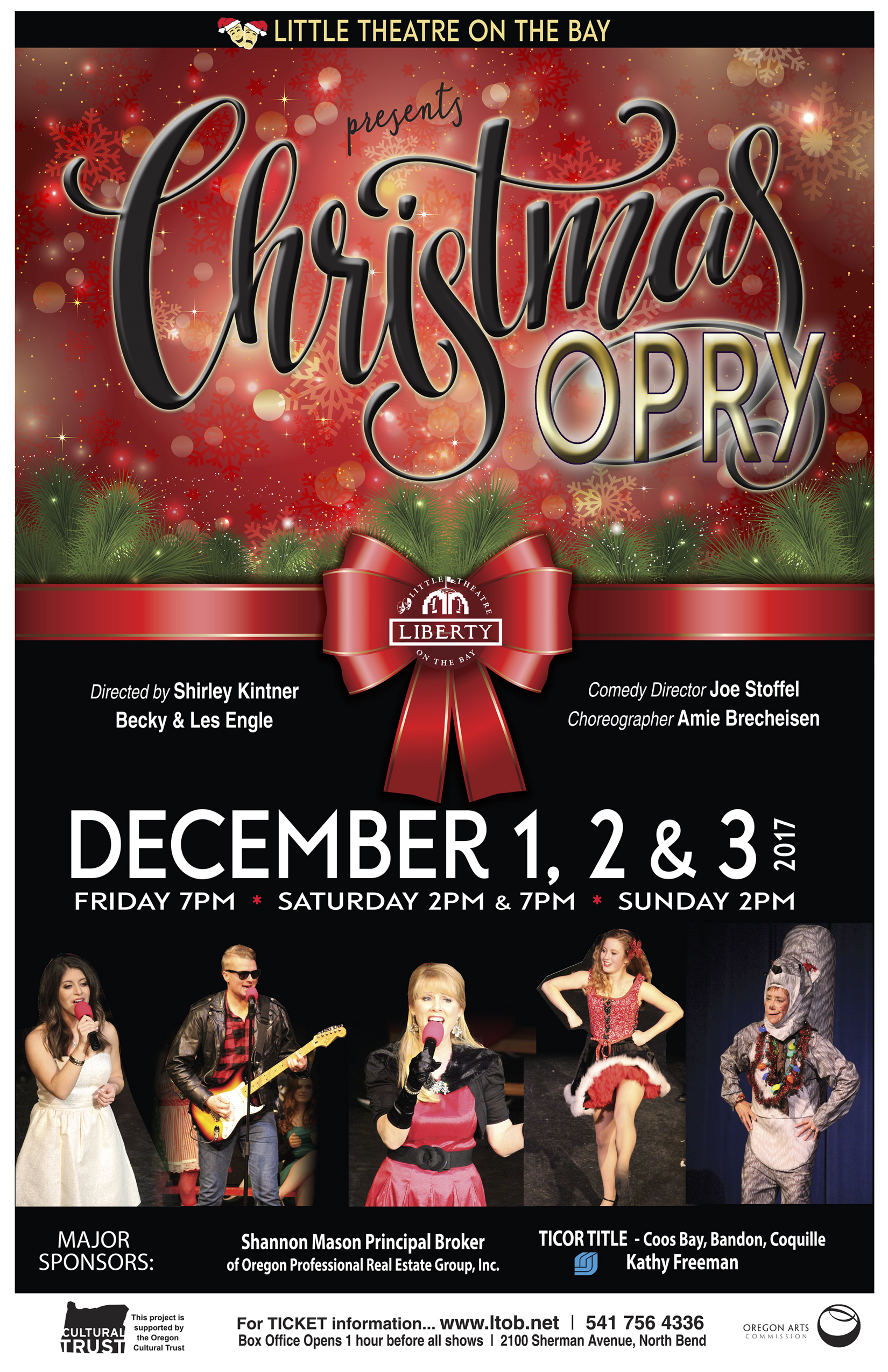 LTOB_Christmas Opry POSTER